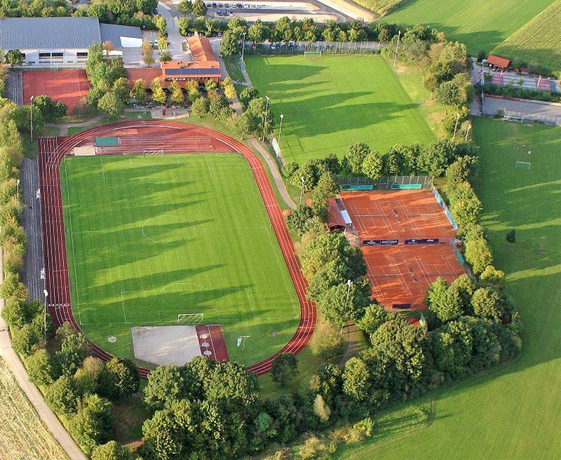 Anzing, Sportzentrum