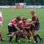 Rugby U10 Tackling